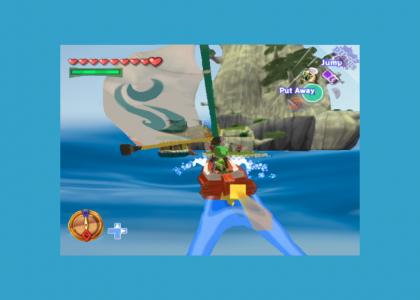 Legend Of Zelda: Mac OS X Waker