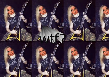 Britney Spears Is METAL!!!! m/