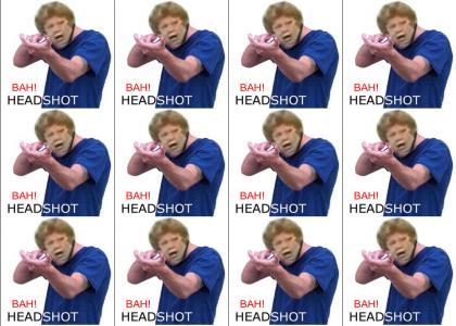 BAH! HEADSHOT