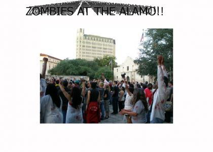 Alamo Zombies