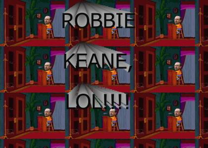 Robbie Keane's Time at Liverpool