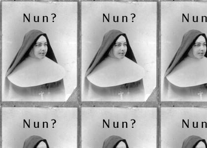 teh secret life of a nun