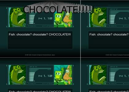 Metal Gear Chocolate