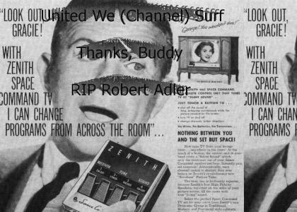 RIP Robert Adler