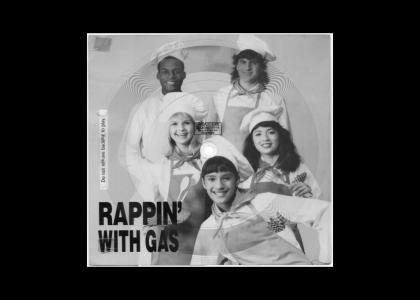 Hardcore 80s gas rap