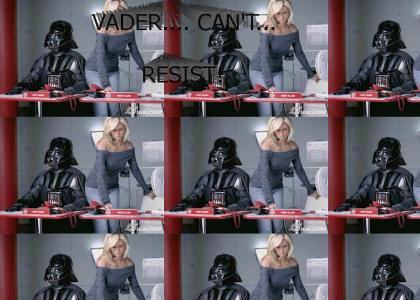 Vader has the Dark Meat