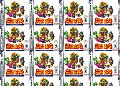 OMG! Super Mario RPG Advance!!