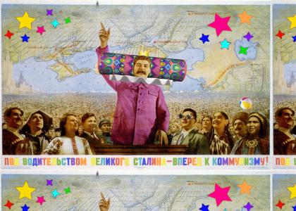 Royal Rainbow Stalin