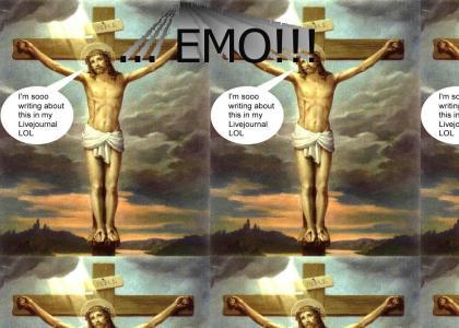 JESUS WAS...