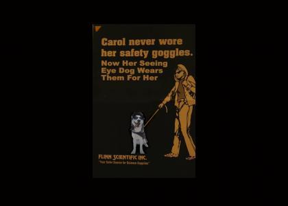 Carol Safety Glasses