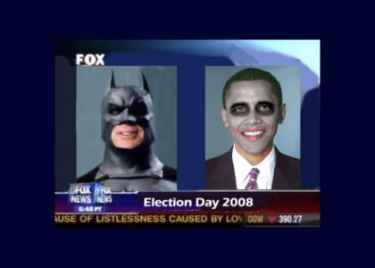 Christopher Nolan's Election Day 2008