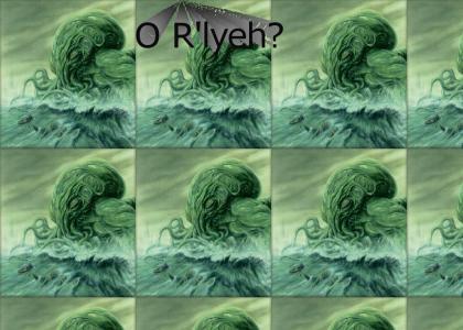 Cthulhu: O RLY?