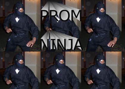 Prom Ninja