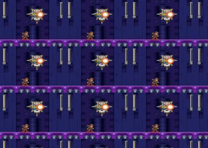 Mega Man Ends Wily