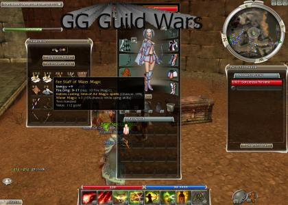 Awesome drops in Guild Wars