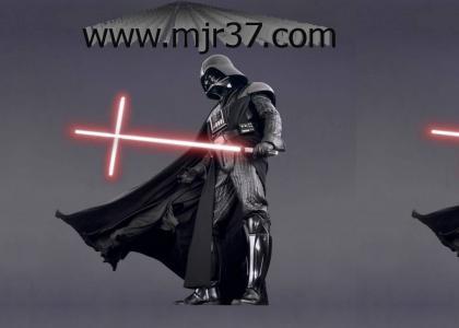 Vader: Our God...