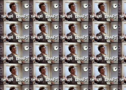 Kramer gets banned