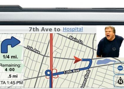Meatloaf GPS