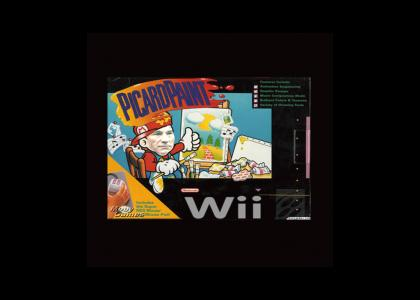 Picard Paint: Nintendo Wii