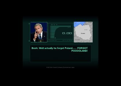 Metal Gear Forgot Poland (VOTE 5!)