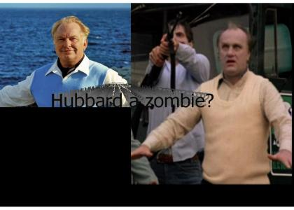 L. Ron Hubbard of the Dead