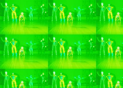Action Figure Rave