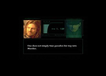 Metal Gear Mordor