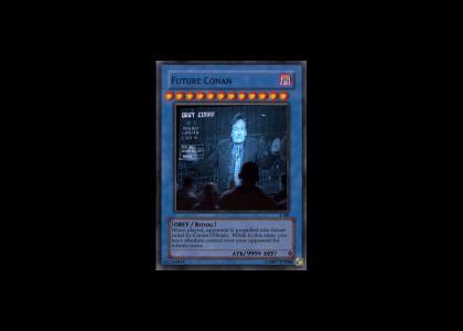 YTMND Cards: Future Conan