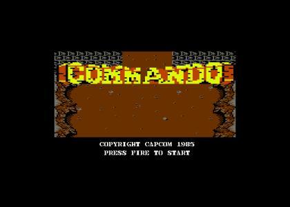 C64 Classics: Commando