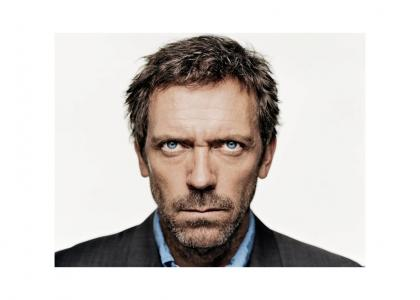 House Stares Through Your Soul