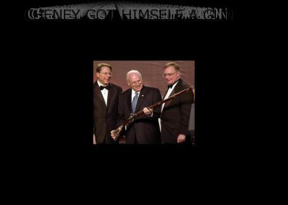 Cheney Got Himself a Gun