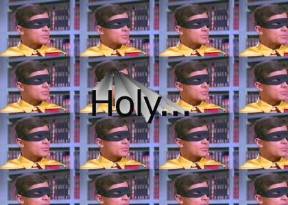 Burt Ward: Holy...