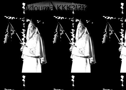 Carlos Santana and the KKK
