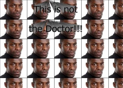 This is not the Doctor!