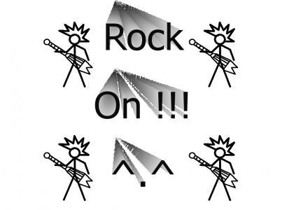 Rock On !!!