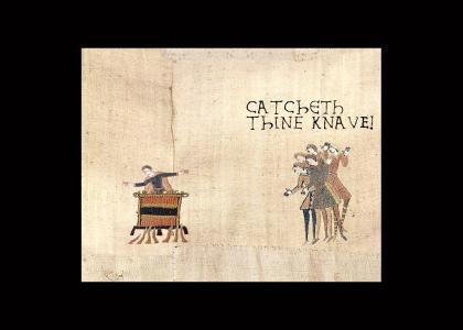 Medieval Catch that Man