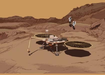Life on Mars pt. 7
