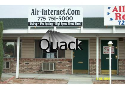 To Hear a Duck Quack Press 7