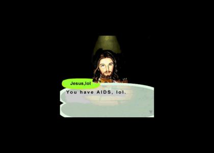 animal crossing  jesus, lol