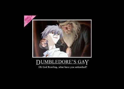 Dumbledore!?
