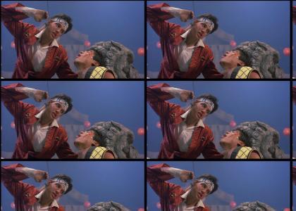 Karate Kid Part II's Ending