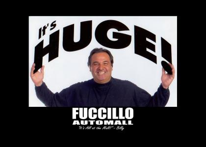 Billy Fucillo is Huge