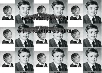 Young Brian Peppers - Just a Wee Lad