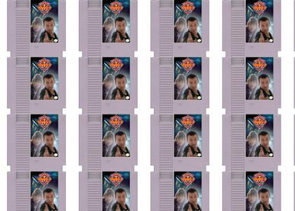 Doctor Who on the NES would be badass (UPDATED WITH SCREENSHOTS)