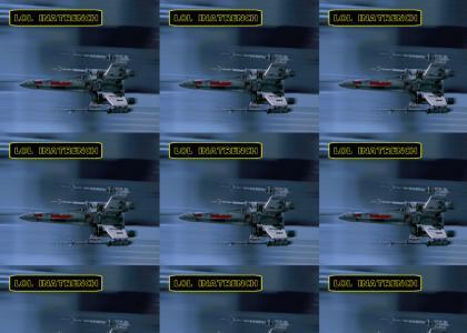 lol, x-wing