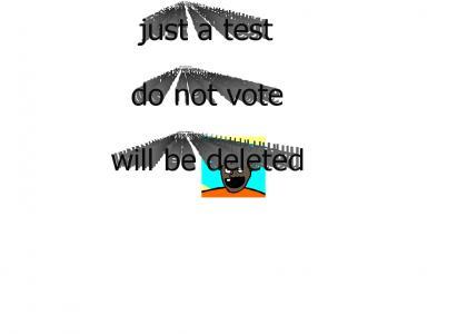 lol, test