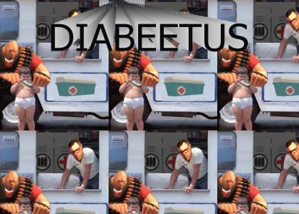 (TF2) Mr. Heavy, your son has diabeetus