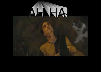 Death Cat Was There When Cedric Died!