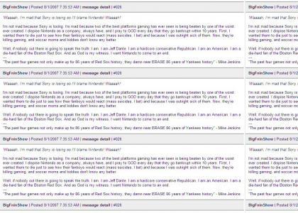 Jeff Dante: The ultimate fanboy