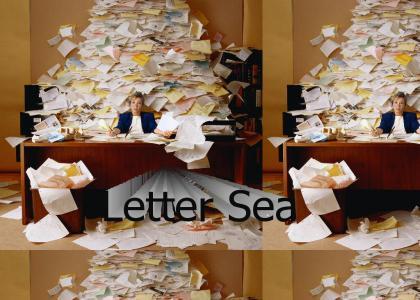 Letter Sea
